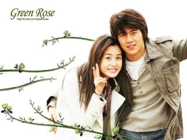 Green-Rose-2005-Korean
