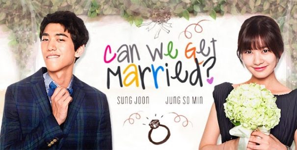 Can We Get Married Poster 3